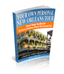 your own personal new orleans tour book cover
